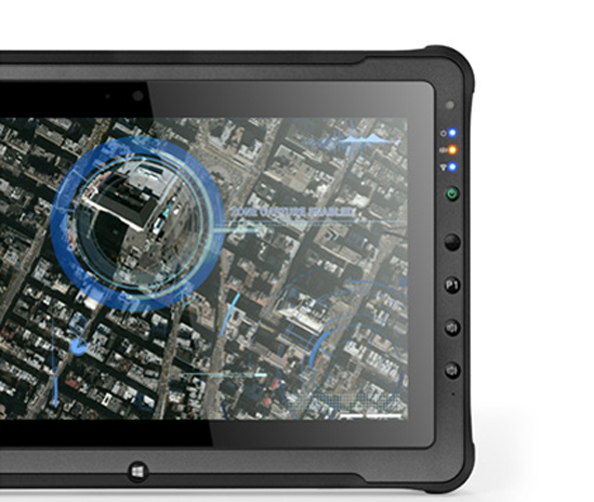 Getac F110 Fully Rugged Tablet